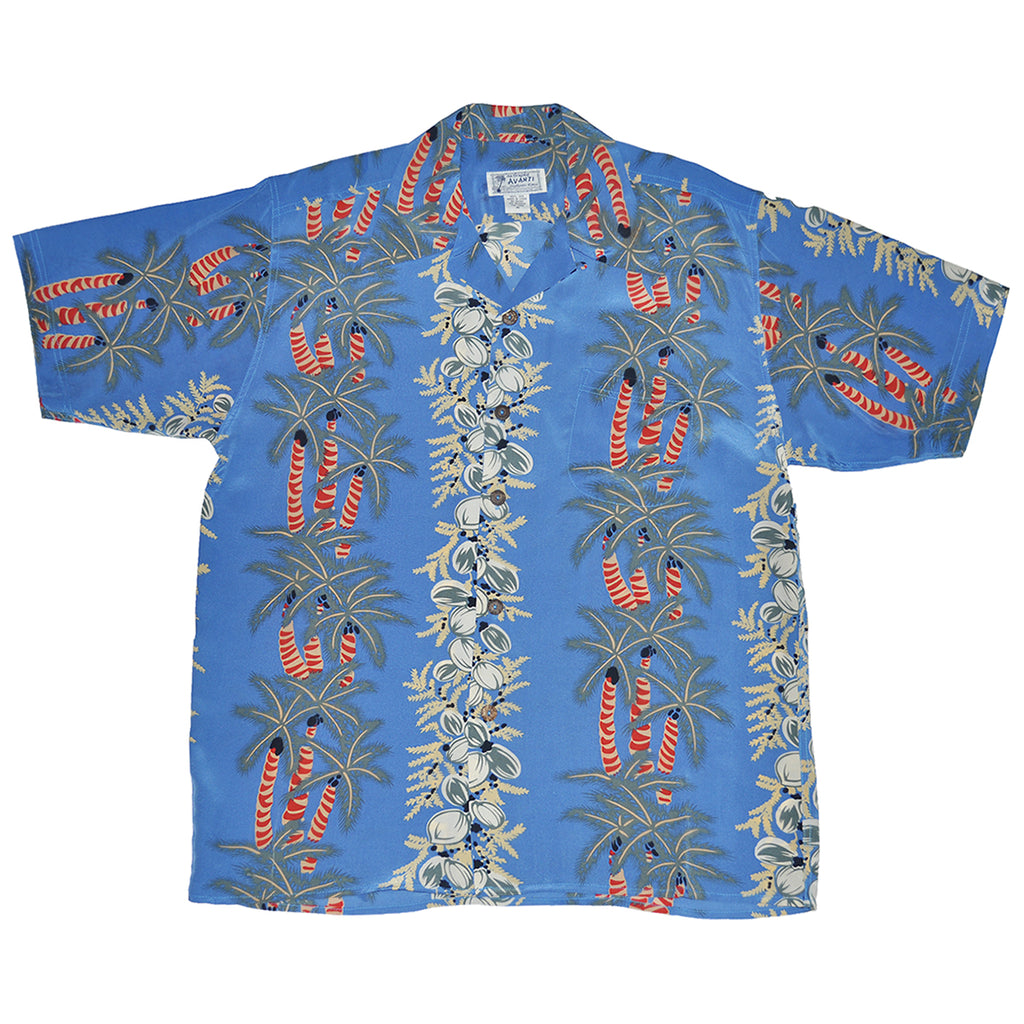 Junior Coconut Palm Hawaiian Shirt