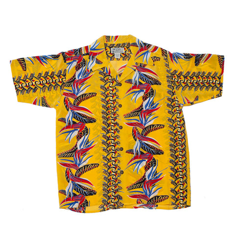 Men's Bird of Paradise Hawaiian Shirt