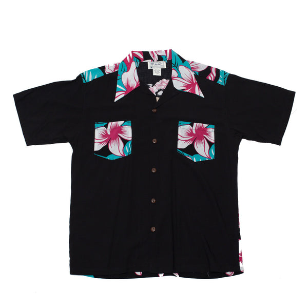 Men's Hawaiian Maiden Hawaiian Shirt - Front