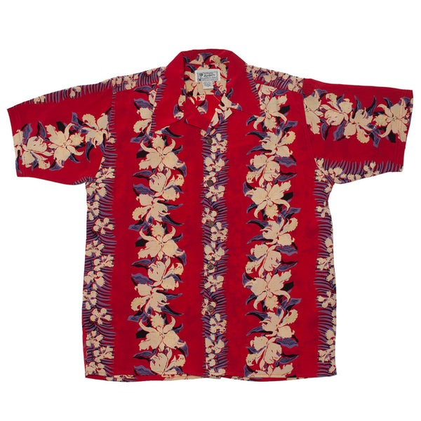 Junior Orchid Hawaiian Shirt