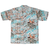 Men's Beachside Hawaiian Shirt