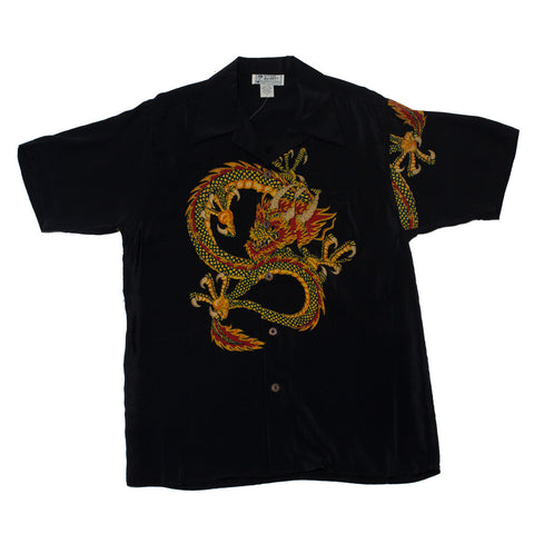 Men's One Dragon Hawaiian Shirt
