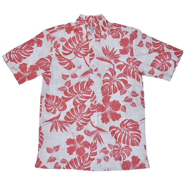 Men's Pareau Aloha Shirt