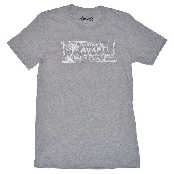 Men's Label Tee