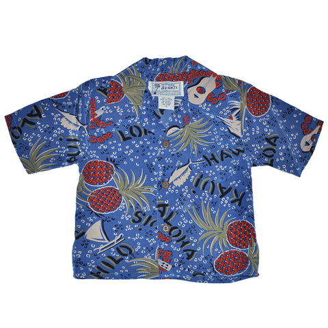 e342af9e Kids | Avanti Hawaiian Shirts - Aloha Shirts from Hawaii