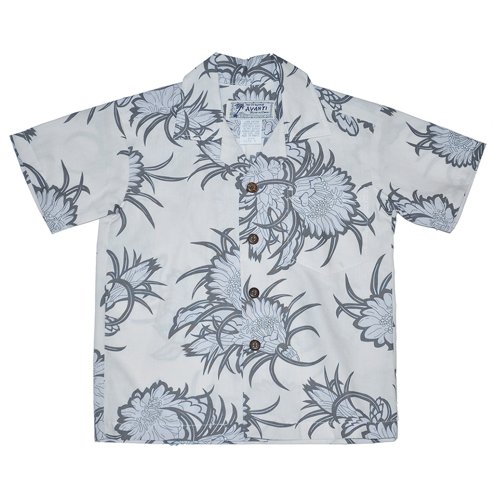Boy's Rapture Aloha Shirt