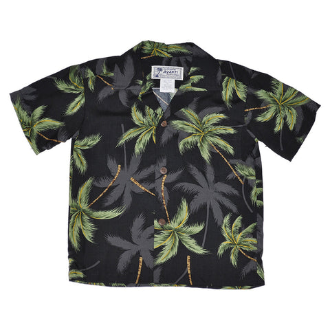 Boy's Hawaiian Breeze Aloha Shirt