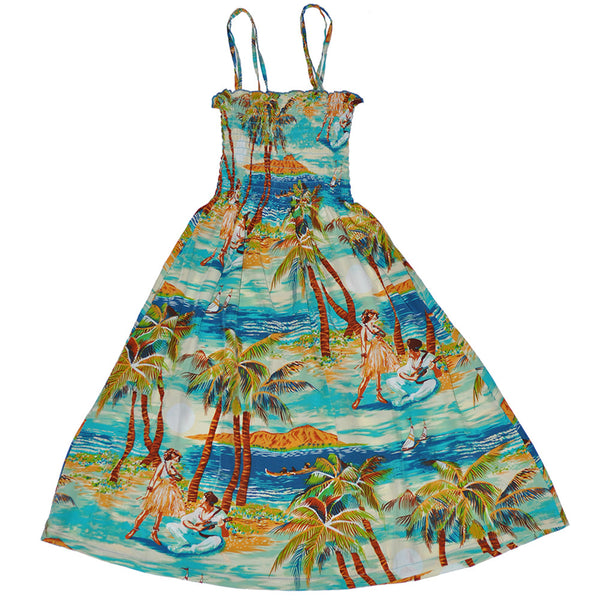 Women's Hula Sun Dress