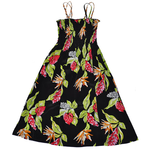 Women's Anthurium Sun Dress