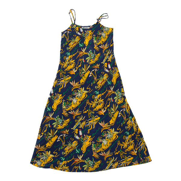 Women's Hawaiian Lifestyle Slip Dress