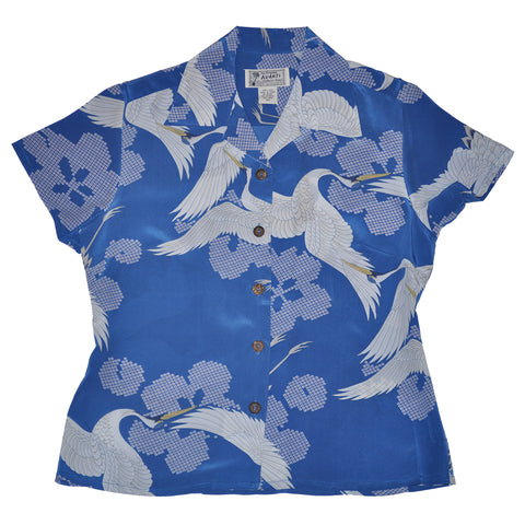 Women's New Beginnings Hawaiian Shirt