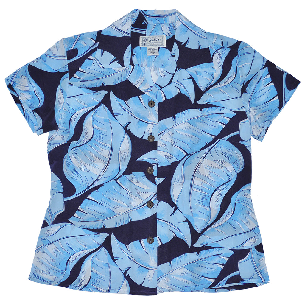 Women's Mai'a Hawaiian Shirt
