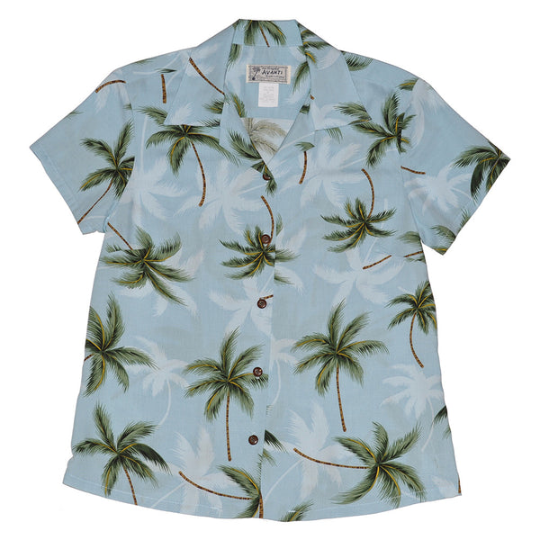 Women's Hawaiian Breeze Aloha Shirt