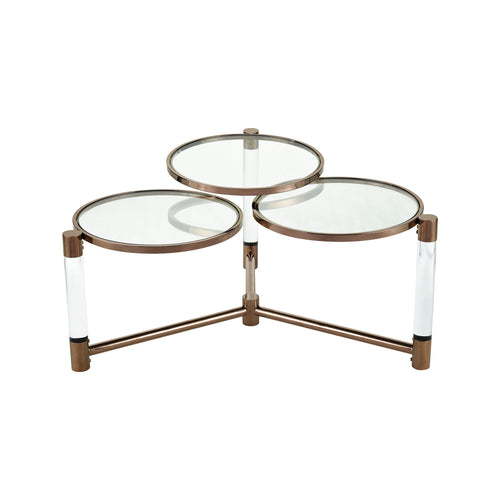 Triple Crown Coffee Table