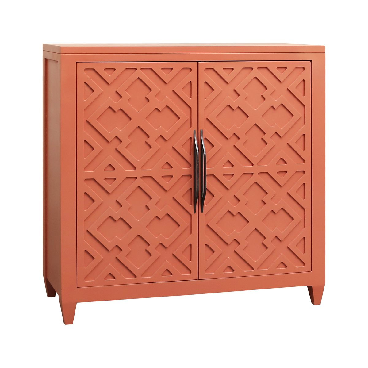 Topher Coral Cabinet