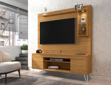 Load image into Gallery viewer, Baxter Freestanding LED Light Entertainment Center