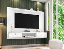 Load image into Gallery viewer, Liberty Floating Entertainment Center in White