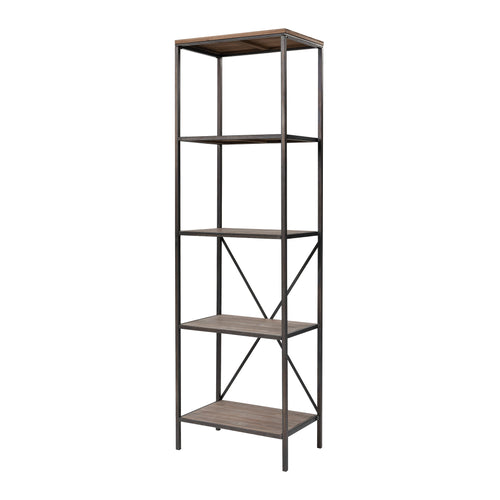 Whitepark Bay Thin Bookshelf