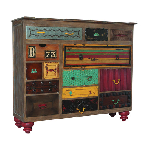 Mosaic Treasures Chest