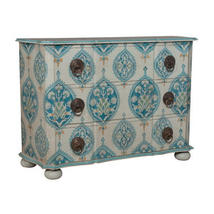 Duchess Turquoise Chest