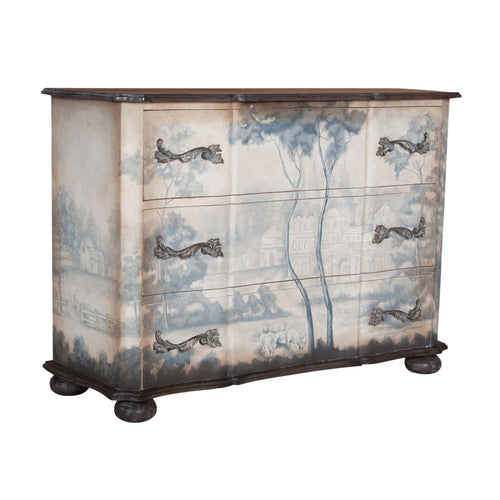 Duchess Painted Chest