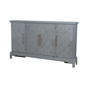 Manor 4 Door Estate Credenza