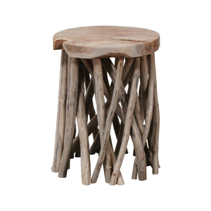 Back Forty Accent Table