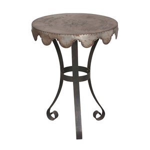 Wine Country Side Table