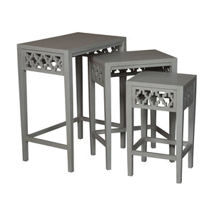Manor Nesting Tables (Set of 3)