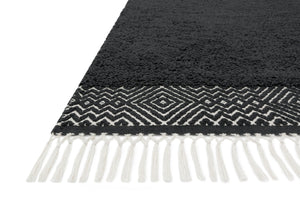 Justina Blakeney x Loloi Rug Aries ARE-01 Charcoal