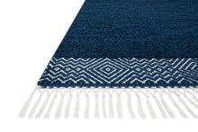 Load image into Gallery viewer, Justina Blakeney x Loloi Rug Aries ARE-01 Denim