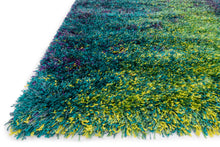 Load image into Gallery viewer, Loloi II Rug Barcelona Shag BS-03 Peacock Lime