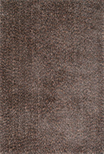 Load image into Gallery viewer, Loloi Rug Callie Shag CJ-01 Dark Brown/Multi