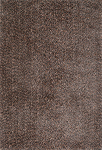 Loloi Rug Callie Shag CJ-01 Dark Brown/Multi