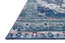 Load image into Gallery viewer, Justina Blakeney x Loloi Rug Cielo CIE-01 Ivory turquoise