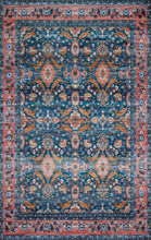 Load image into Gallery viewer, Justina Blakeney x Loloi Rug Cielo CIE-07 Ocean Coral