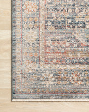 Load image into Gallery viewer, Loloi Rug Claire CLE-06 Blue Sunset