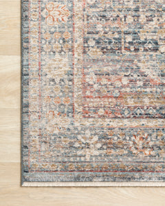 Loloi Rug Claire CLE-06 Blue Sunset