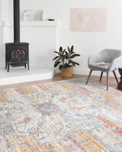 Loloi II Rug Dante DN-06 Natural Sunrise