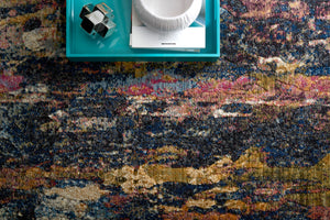 Loloi Rug Dreamscape DM-01 Midnight/Multi