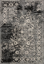 Load image into Gallery viewer, Loloi Rug Emory EB-01 Black/Ivory