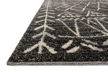 Load image into Gallery viewer, Loloi Rug Emory EB-09 Black/Ivory