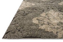 Load image into Gallery viewer, Loloi Rug Enchant EN-03 Smoke/Beige