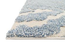 Load image into Gallery viewer, Loloi Rug Enchant EN-19 Ivory/LT. Blue