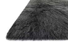 Load image into Gallery viewer, Loloi Rug Finley FN-01 Black/Charcoal