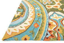 Load image into Gallery viewer, Loloi Rug Francesca FC-09 Blue/Green