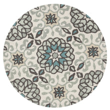Load image into Gallery viewer, Loloi Rug Francesca FC-31 Ivory/Metal