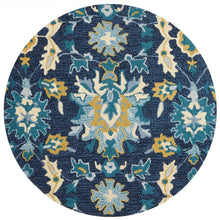 Load image into Gallery viewer, Loloi Rug Francesca FC-59 Blue/Ocean