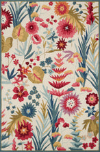 Load image into Gallery viewer, Loloi Rug Francesca FC-60 Ivory/Fiesta