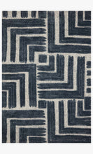 Load image into Gallery viewer, Loloi II Rug Hagen HAG-05 Blue/White